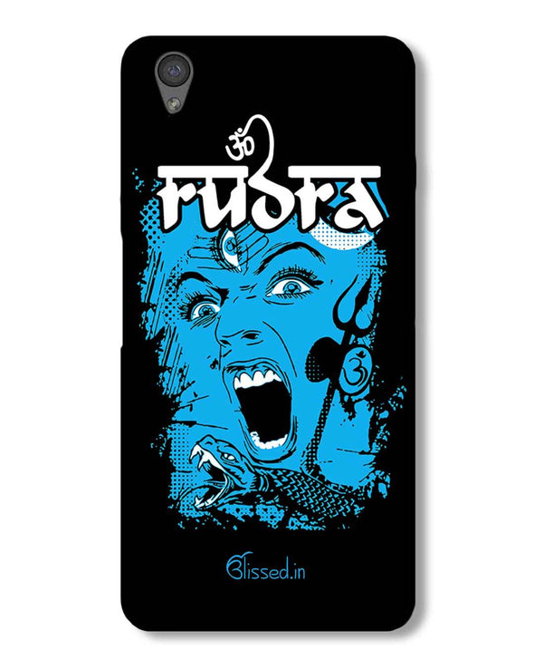 Mighty Rudra - The Fierce One | OnePlus X Phone Case