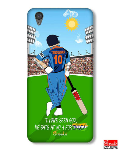 Tribute to Sachin | OnePlus X Phone Case