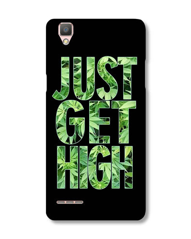 High | Oppo F1 Phone Case