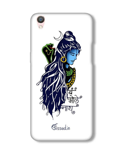 BUM BHOLE NATH | Oppo F1 Plus Phone Case