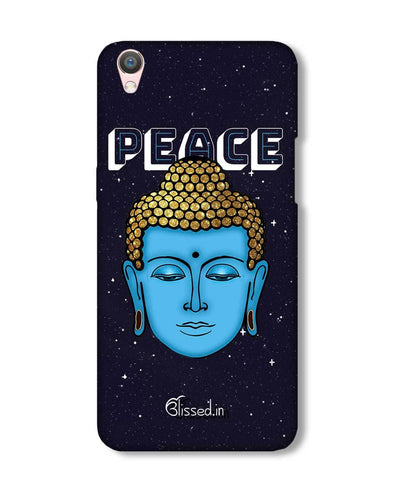 Peace of buddha | Oppo F1 Plus Phone Case