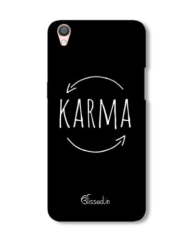 karma  | Oppo F1 Plus  Phone Case