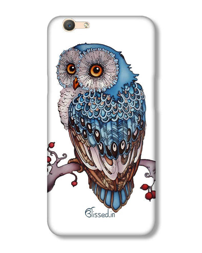 Blue Owl | Oppo F1 S Phone Case