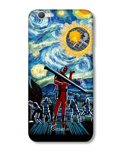 Dead star | Oppo F1 S Phone Case