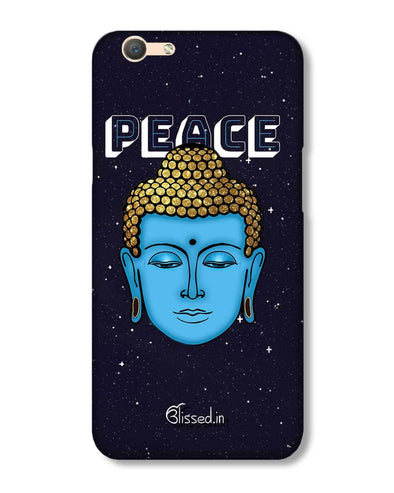 Peace of buddha | Oppo F1 S Phone Case