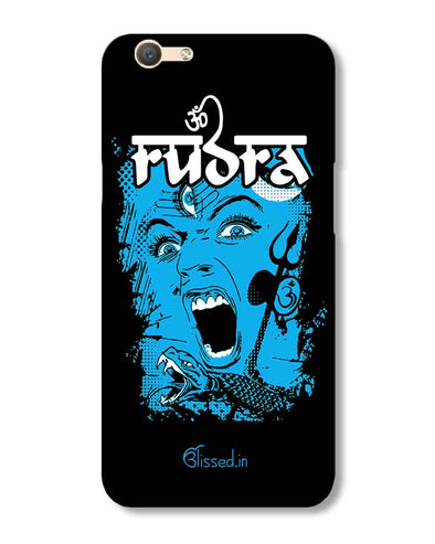 Mighty Rudra - The Fierce One | Oppo F1 S Phone Case