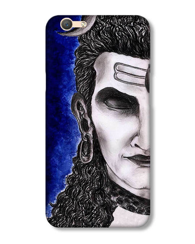 Meditating Shiva | Oppo F1 S Phone case
