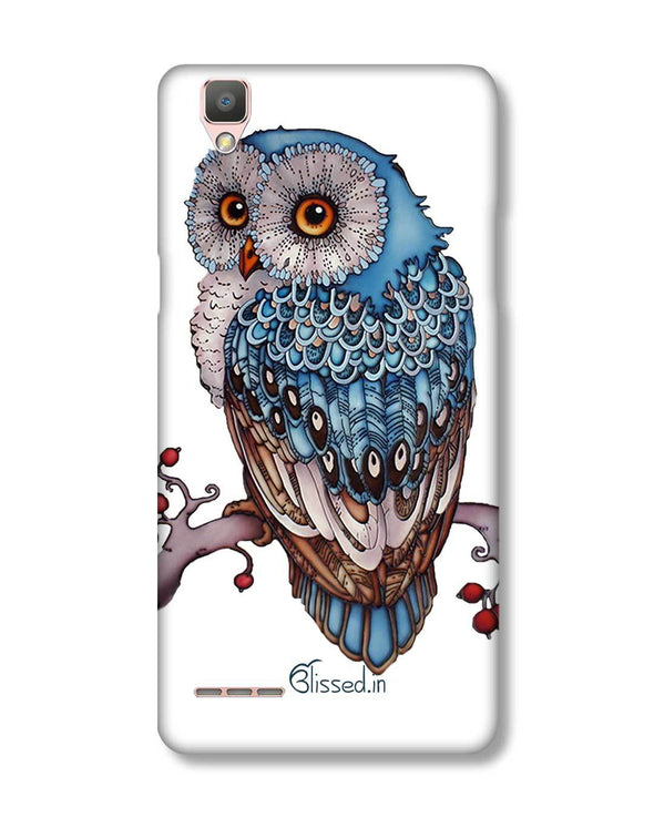 Blue Owl | Oppo F1 Phone Case
