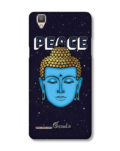 Peace of buddha | Oppo F1 Phone Case