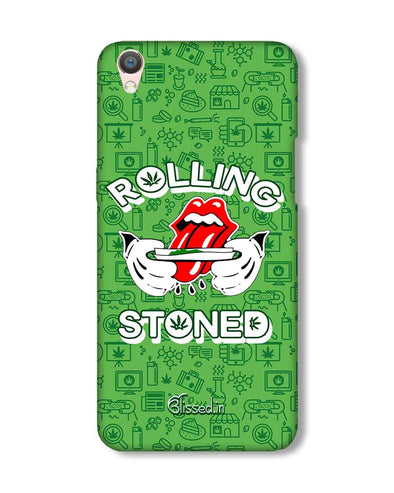 Rolling Stoned | Oppo F1 Plus  Phone Case