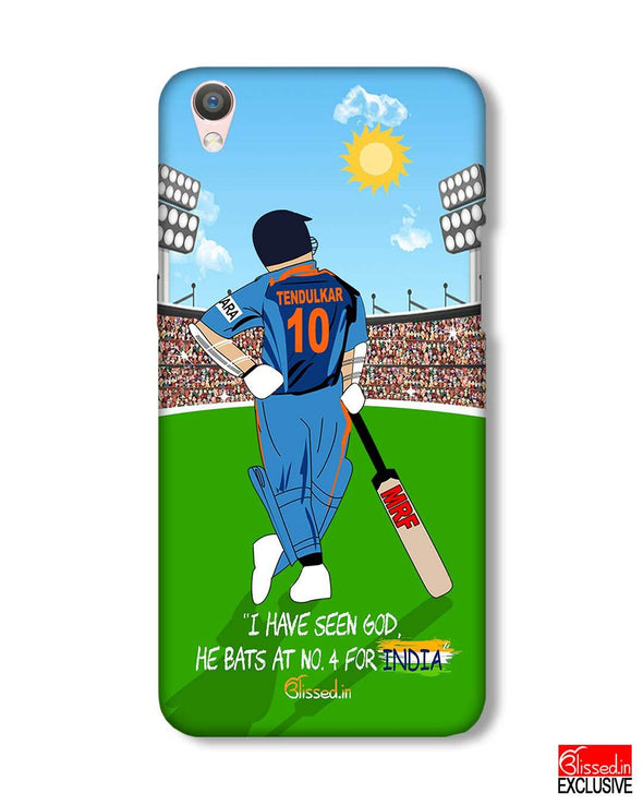 Tribute to Sachin | Oppo F1 Plus Phone Case