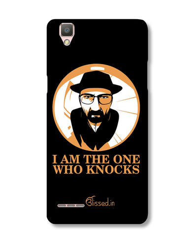 The One Who Knocks | Oppo F1 Phone Case