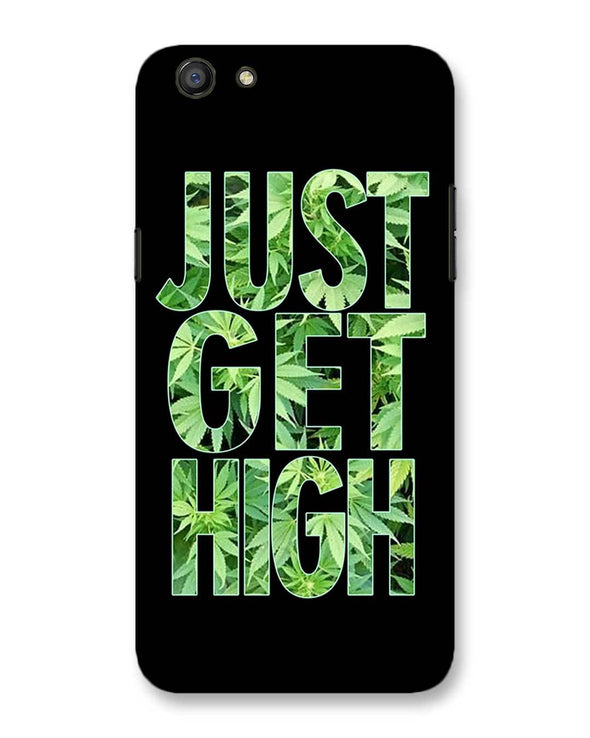 High | Oppo F3 Phone Case