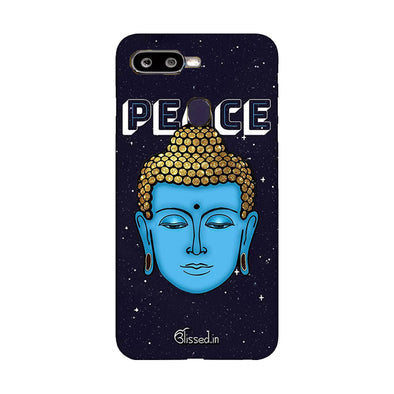 Peace of buddha | POCO F1  Phone Case