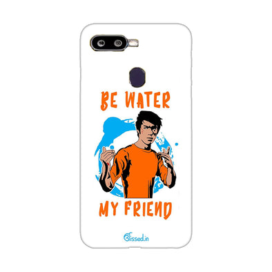 Be Water My Friend | POCO F1 Phone Case