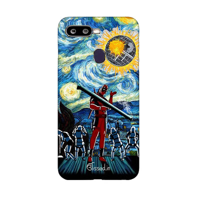 Dead star | POCO F1 Phone Case