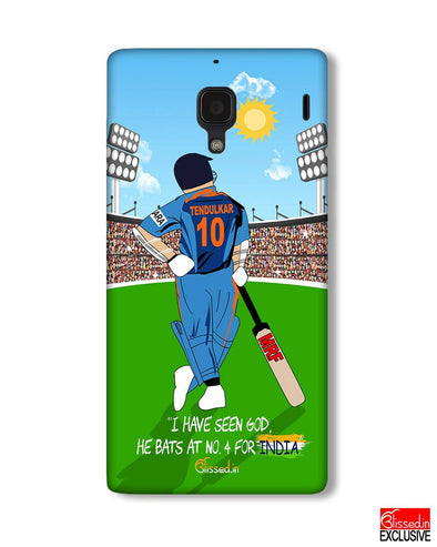 Tribute to Sachin | Xiaomi Redmi 2S Phone Case