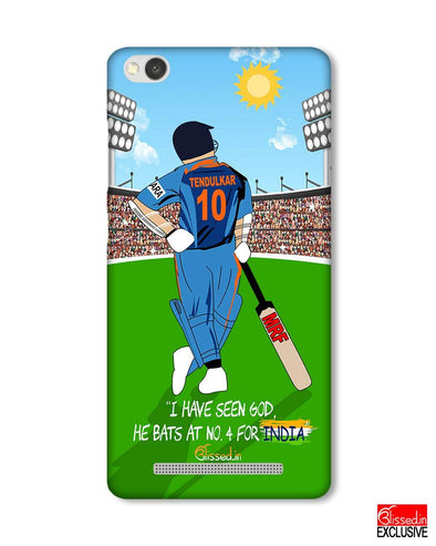 Tribute to Sachin | Xiaomi Redmi 3S Phone Case