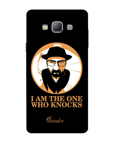 The One Who Knocks | Samsung Galaxy A7 Phone Case