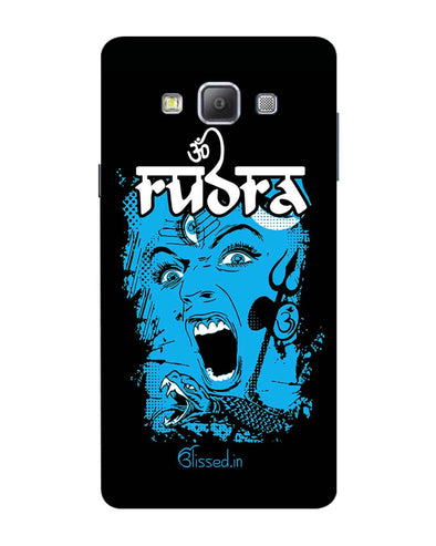 Mighty Rudra - The Fierce One | Samsung Galaxy A7  Phone Case
