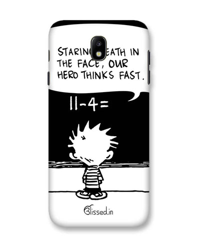 Hero Hobbes | Samsung Galaxy C7 Pro Phone Case