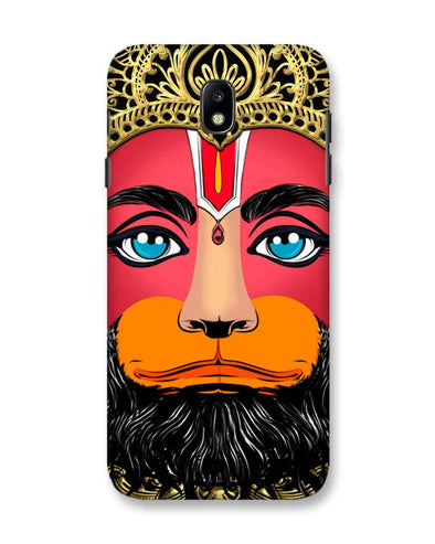 Lord Hanuman | Samsung Galaxy C7 Pro Phone Case