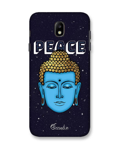 Peace of buddha | Samsung Galaxy C7 Pro  Phone Case