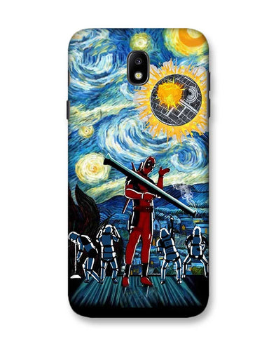 Dead star | Samsung Galaxy C7 Pro Phone Case