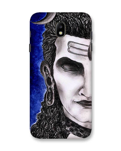 Meditating Shiva | Samsung Galaxy C7 Pro Phone case