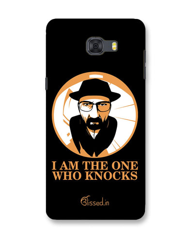 The One Who Knocks | Samsung Galaxy C9 Pro Phone Case