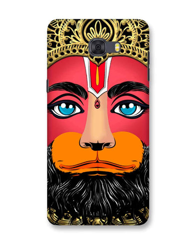 Lord Hanuman | Samsung Galaxy C9 Pro Phone Case