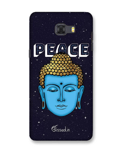 Peace of buddha | Samsung Galaxy C9 Pro  Phone Case
