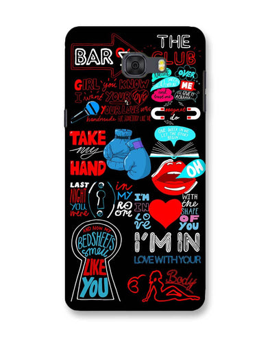 Shape of You | Samsung Galaxy C9 Pro Phone Case