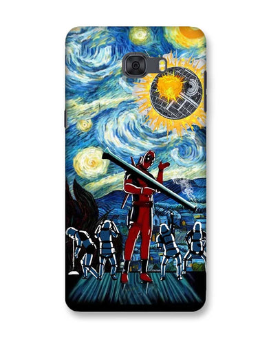 Dead star | Samsung Galaxy C9 Pro Phone Case