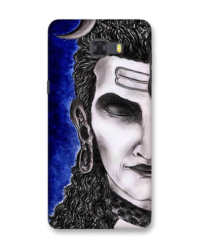 Meditating Shiva | Samsung Galaxy C9 Pro Phone case