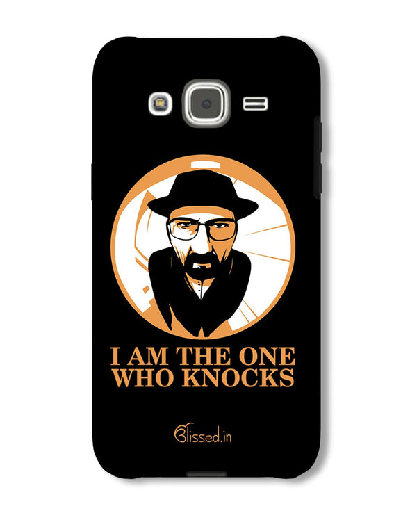 The One Who Knocks | Samsung Galaxy J2 Phone Case
