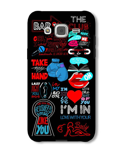 Shape of You | Samsung Galaxy J2 Phone Case