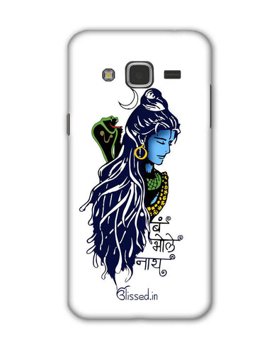 Bum Bhole Nath | Samsung Galaxy J3 Phone Case