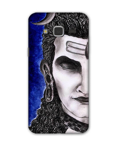 Meditating Shiva | Samsung Galaxy J3 Phone case