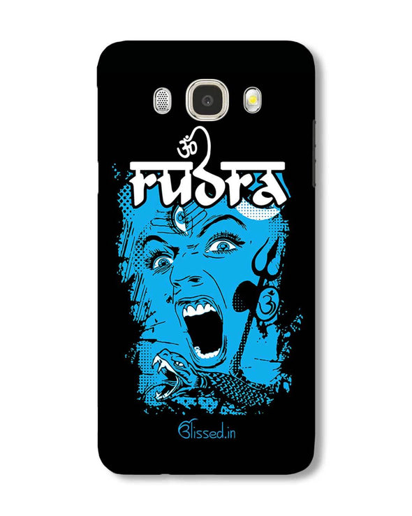 Mighty Rudra - The Fierce One | Samsung Galaxy J5 (2016) Phone Case