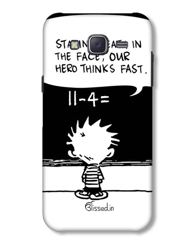 Hero Hobbes | Samsung Galaxy J5 Phone Case