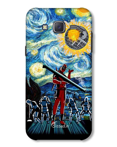 Dead star | Samsung Galaxy J5  Phone Case