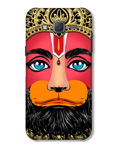 Lord Hanuman | Samsung Galaxy J5 Phone Case