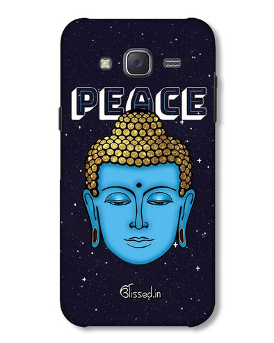Peace of buddha | Samsung Galaxy J5 Phone Case