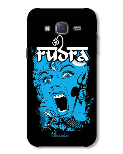 Mighty Rudra - The Fierce One | Samsung Galaxy J5 Phone Case
