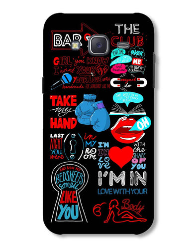 Shape of You | Samsung Galaxy J5 Phone Case