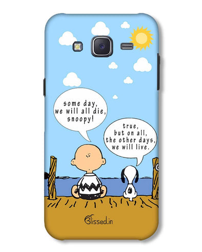 We will live | Samsung Galaxy J5 Phone Case