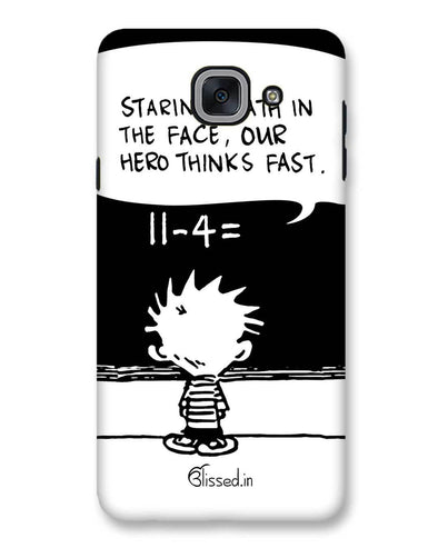 Hero Hobbes | Samsung Galaxy J7 Max Phone Case