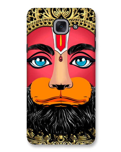Lord Hanuman | Samsung Galaxy J7 Max Phone Case