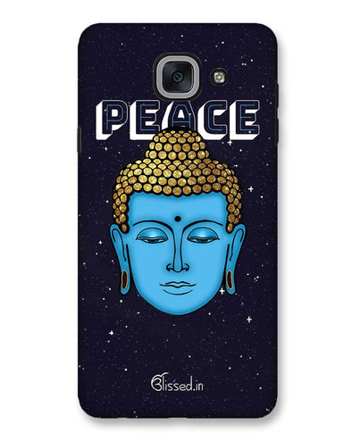 Peace of buddha | Samsung Galaxy J7 Max Phone Case